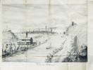 Voyage sur le Rhin, depuis Mayence jusqu'a Dusseldorf. Tome premier (seul, de 2). . (LANG, Joseph Gregor):