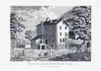Collection des habitations rurales dans les XXII Cantons de la Suisse dessinées d'après nature par Frey, Fussli, Meyer, Schmid et Weibel.. KELLER & ...