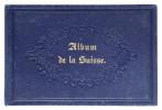 Album portatif de la Suisse destiné à l'étude du paysage d'après nature par Champin, auteur des albums portatifs, etc.. CHAMPIN, (Jean-Jacques) ...