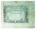 Gebirgs-Album oder neueste Sammlung nach der Natur neu aufgenommener, malerischer Ansichten aus Tyrol und Vorarlberg... Album du Tyrol ou collection ...