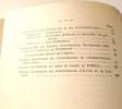 ANNUAIRE DES MEMBRES DE L'ADMINISTRATION PREFECTORALE  AU 1er JANVIER 1924 . . ADMINISTRATION PREFECTORALE