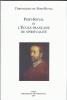 Port-Royal et lEcole française de spiritualité  Chroniques de Port-Royal N°57. Collectif