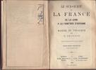 Sud-ouest de la France  De la Loire à la frontière de lEspagne  Manuel du voyageur. K. Baedeker
