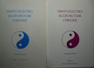 Digito-Electro acupuncture chinoise (2 tomes). Jacques Staehle