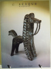 Georges Braque  Sculptures. Galerie Adrien Maeght