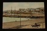 Carte postale ancienne - Saint-Malo : le bassin à flot, vue prise du Casino. Collectif