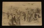 Carte postale ancienne - La Petite fleur de l'aviation en Algérie, 24 mars 1912. Collectif
