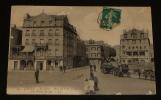 Carte postale ancienne : Jersey - St Hélier - Place du Poids public / The Weigh-Bridge. Collectif