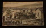 Carte postale ancienne : Chambon de Jaujac - Usines Molle du Chambon. Collectif