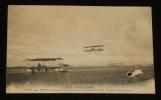 Carte postale ancienne : Lyon - Aviation - Van den Born (Biplan Farman) et Legagneux (Biplan Sommer). Collectif