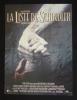 La Liste de Schindler (affichette 40 x 51,2 cm). Collectif