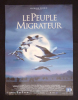 Le Peuple migrateur (affichette 40 x 54,4 cm). Collectif
