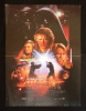 Star Wars Episode III : La revanche des Sith (affichette 40 x 54,3 cm). Collectif