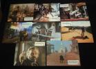 Lot de 8 photos du film Silverado. Collectif