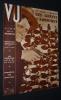VU (7e année, n°332 - 25 juillet 1934) : Les causes profondes des grèves d'Amérique. Collectif