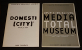 Domesti (City) Archilab 2001 / Media Total Museum: New Trends of Architecture in Europe and Japan. Tokyo - Porto - Rotterdam (2 volumes). ...