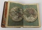 Atlas geographicus portabilis XXXIX mappis orbis habitabilis regna exhibens (atlas de poche de Conrad Lotter). Tobias Conrad Lotter