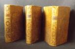 Mémoires pour servir à l'histoire de la vertu, extraits du journal d'une jeune dame (3 volumes sur 4). Anonyme, Prévost Abbé