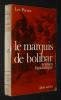 Le Marquis de Bolibar. Perutz Léo