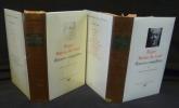 Oeuvres de Roger Martin du Gard (Tomes I et II- La Pléiade) . Martin du Gard Roger