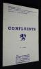 Confluents (VIe année - n°1 - 1980). Collectif