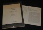 Paysage et système : de l'organisation écologique à l'organisation visuelle (2 volumes). Berdoulay Vincent, Phipps Michel