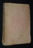 Almanach dédié aux dames pour l'an 1823. Collectif