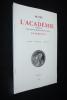 Actes de l'académie nationale des sciences, belles-lettres et arts de Bordeaux. Laplénie Michel