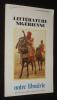 Notre librairie (n°107, octobre-décembre 1991) : Littérature nigérienne. Collectif