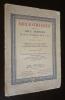 Bibliothèques provenant de deux amateurs et de la succession de M. L. A... Paris, Hôtel Drouot, vente des 11, 12 et 13 avril 1935. Collectif