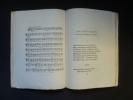 Chansons pour Accordéon - Musiques de V.Marceau. Mac Orlan Pierre