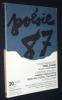 Poésie 87 n°20, novembre-décembre 1987. Collectif, Garcia Lorca Federico, Seghers Pierre