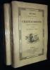 Les Natchez (2 volumes). Chateaubriand