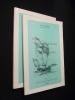 Pêche et conchyliculture en Bretagne-Nord (tomes 1 et 2). Piboubes Raoul