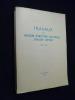 Travaux du Muséum d'histoire naturelle 'Grigore Antipa', vol. XIII. Collectif