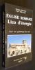 Eglise romane, lieu d'énergie, pour une géobiologie du sacré. Bonvin Jacques, Trilloux Paul