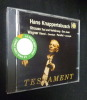 Hans Knappertsbusch. Strauss - Wagner (CD). Wagner Richard, Strauss