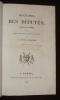 Biographie des députés, session de 1828, précédée d'une introduction et d'une notice sur le nouveau ministère. Collectif