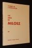 Cahiers de l'association Les Amis de Milosz, n°20. Collectif