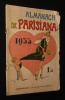 Almanach de Parisiana 1933. Collectif