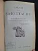Carnet de la Sabretache 1901, deuxieme série. Collectif