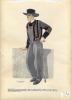 Le costume breton de 1900 à nos jours. Elliant 1940. Lhuer Victor