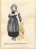Le costume breton de 1900 à nos jours. Ile de Bréhat 1907. Lhuer Victor