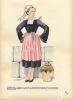 Le costume breton de 1900 à nos jours. Trégunc 1940. Lhuer Victor
