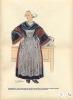 Le costume breton de 1900 à nos jours. Vannes 1906. Lhuer Victor