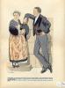 Le costume breton de 1900 à nos jours. Elven 1930. Lhuer Victor