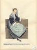 Le costume breton de 1900 à nos jours. Baud 1939. Lhuer Victor