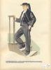 Le costume breton de 1900 à nos jours. Guéméné-sur-Scorff 1910. Lhuer Victor