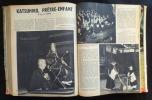 Les beaux albums Sciences et Voyages. Année 1955 complète. Collectif