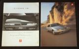 Citroën XM. Plaquette de présentation et caractéristiques techniques. Collectif